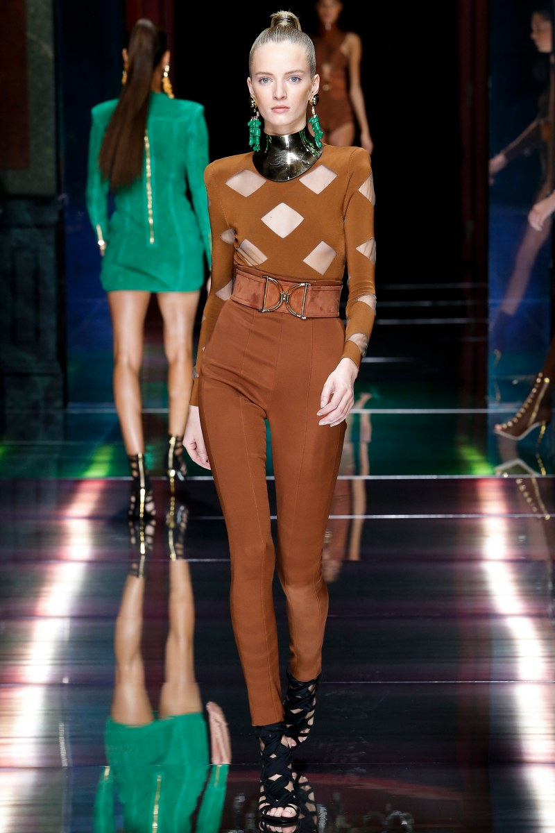 Balmain Ready To Wear SS 2016 PFW (14)