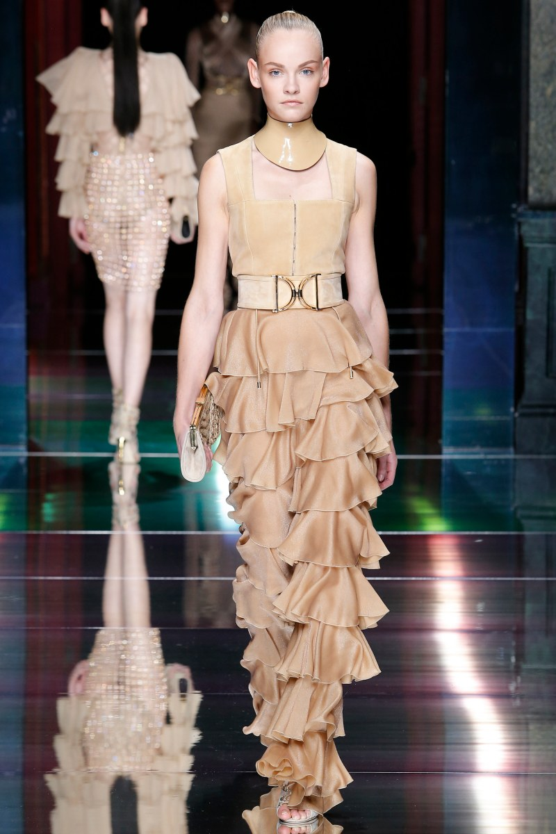 Balmain Ready To Wear SS 2016 PFW (37)