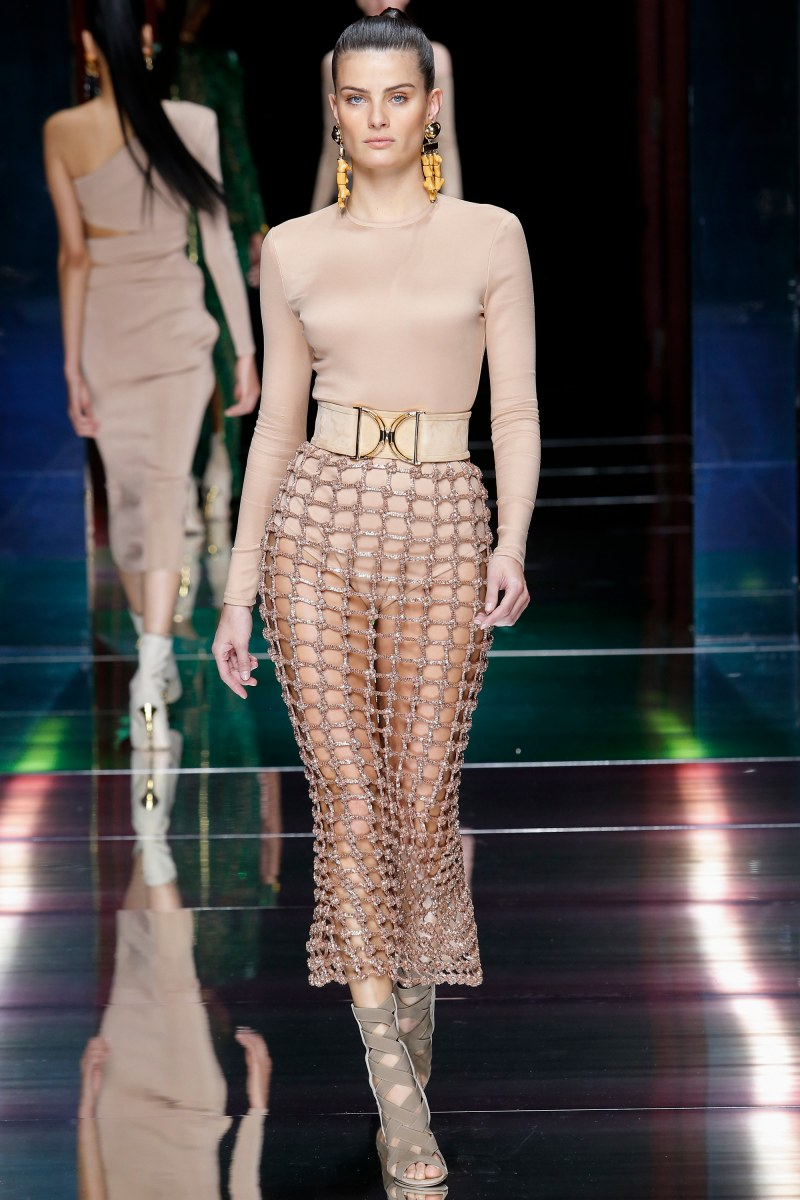 Balmain Ready To Wear SS 2016 PFW (39)