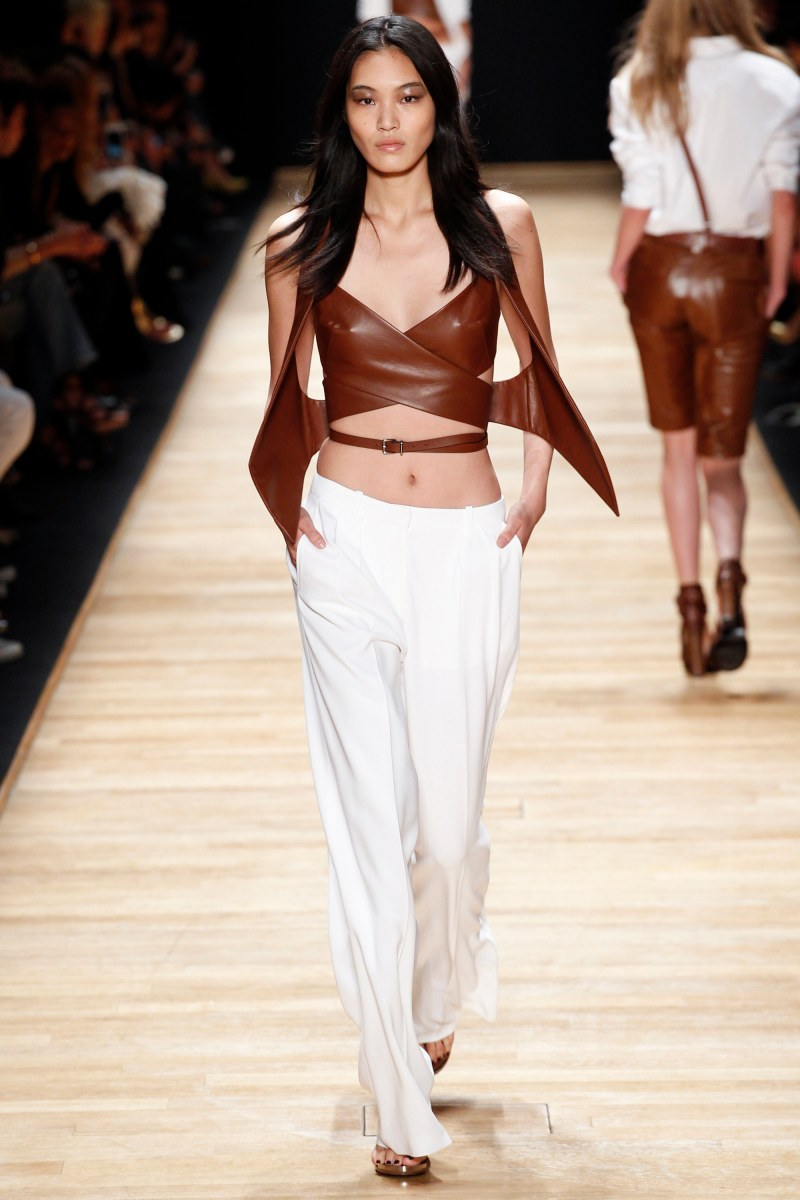 Barbara Bui Ready To Wear SS 2016 PFW (3)