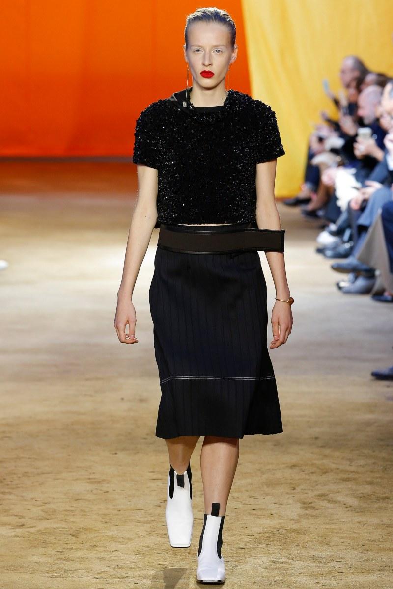 Céline Ready To Wear SS 2016 PFW (26)