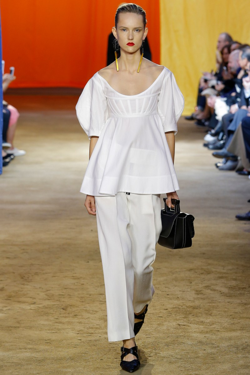 Céline Ready To Wear SS 2016 PFW (28)
