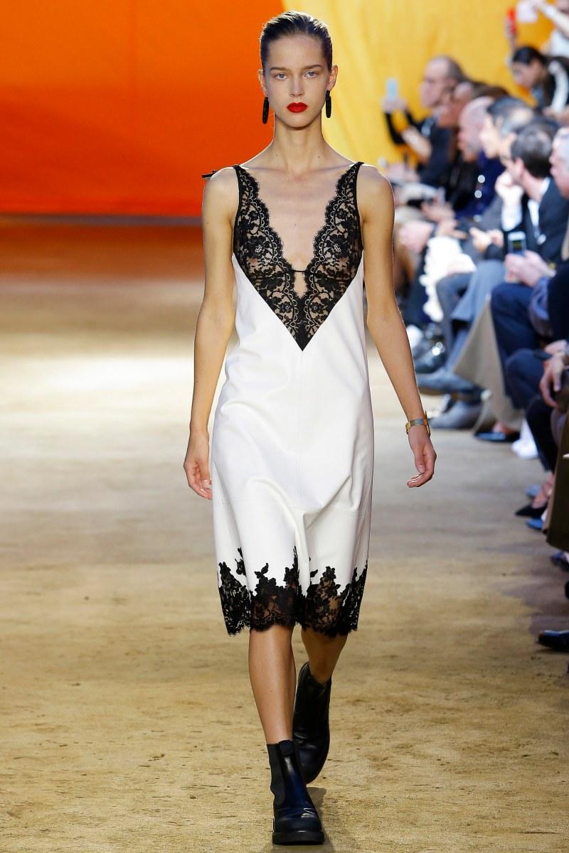 Céline Ready To Wear SS 2016 PFW (6)