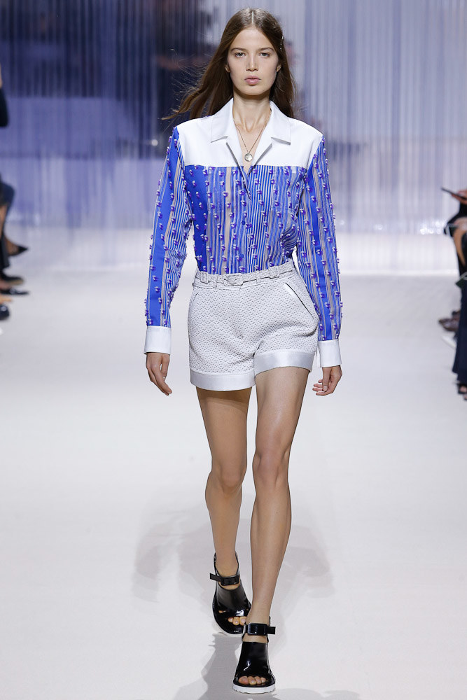 Carven Ready To Wear SS 2016 PFW (1)