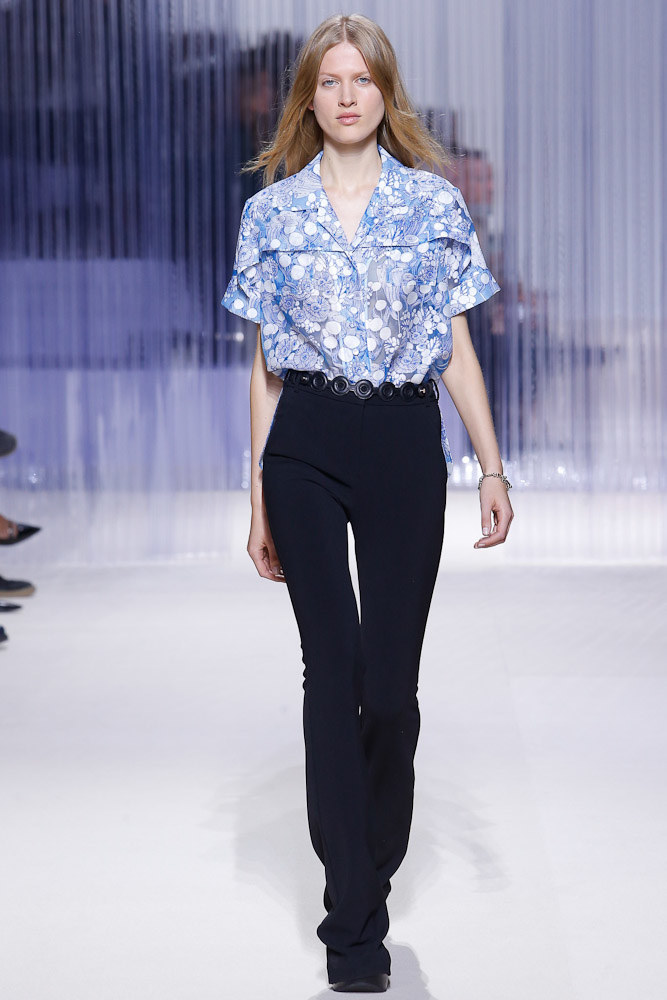 Carven Ready To Wear SS 2016 PFW (20)