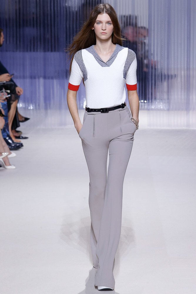 Carven Ready To Wear SS 2016 PFW (5)