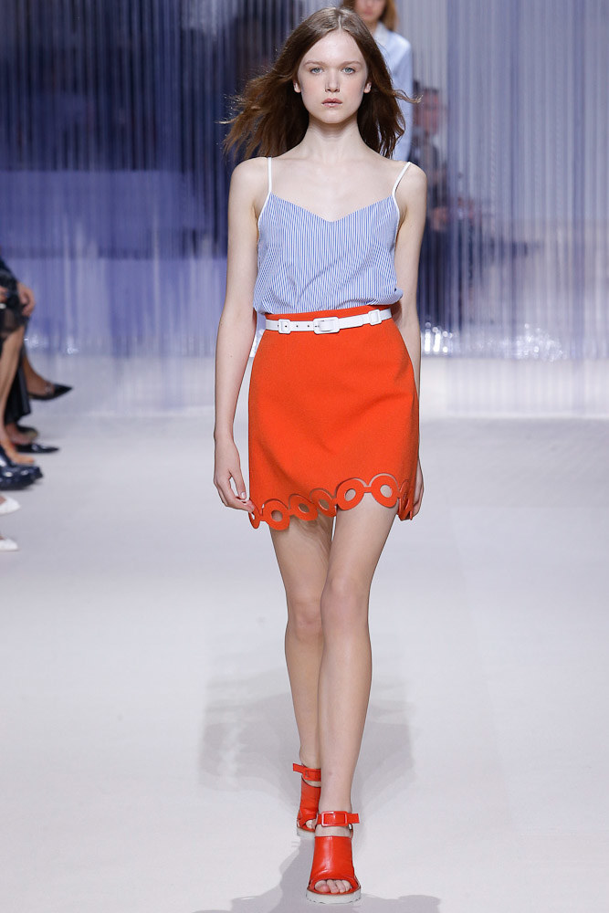 Carven Ready To Wear SS 2016 PFW (7)