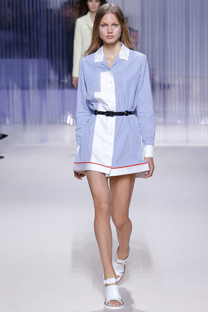 Carven Ready To Wear SS 2016 PFW (8)