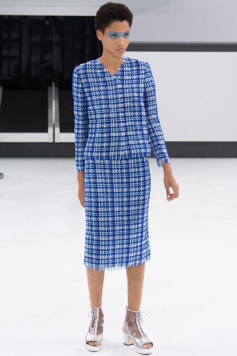 Chanel Ready To Wear SS 2016 PFW (11)