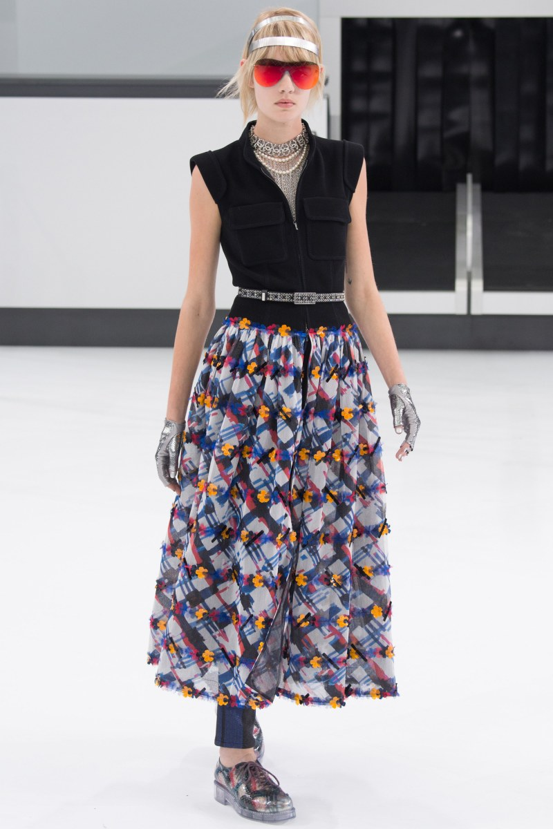 Chanel Ready To Wear SS 2016 PFW (29)