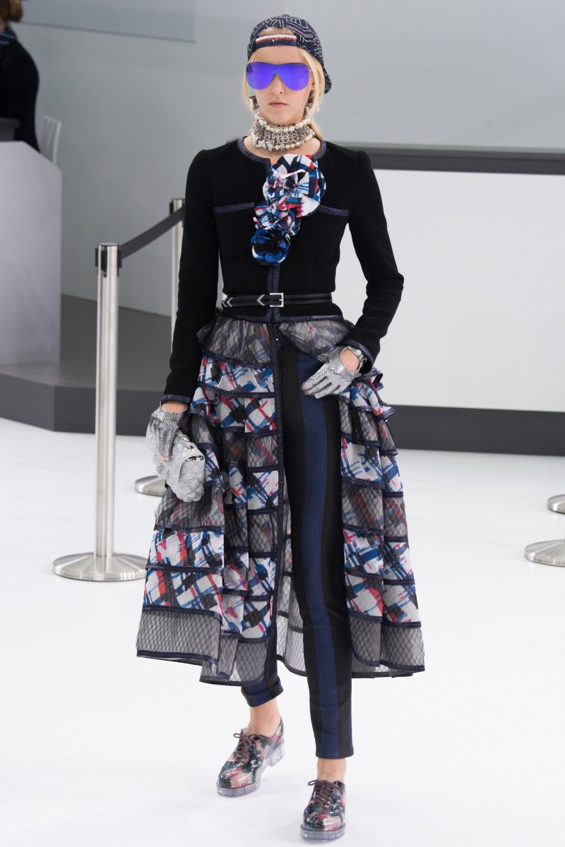 Chanel Ready To Wear SS 2016 PFW (31)