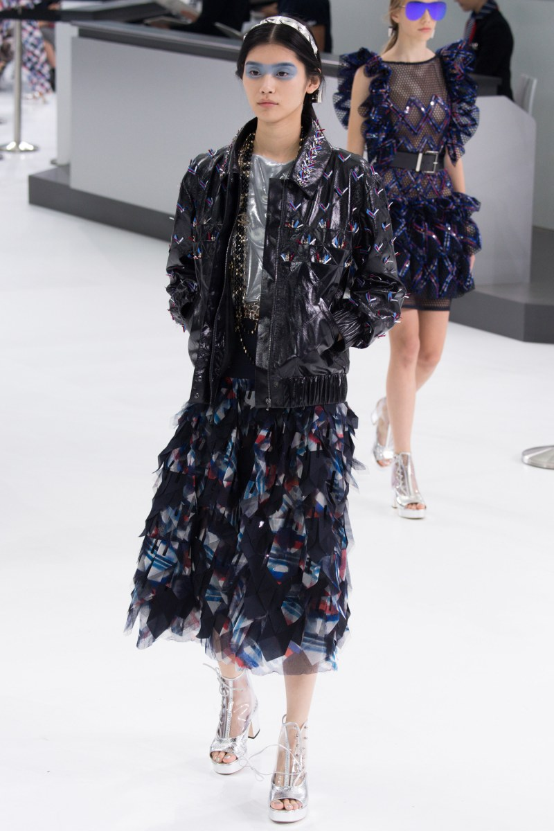 Chanel Ready To Wear SS 2016 PFW (32)