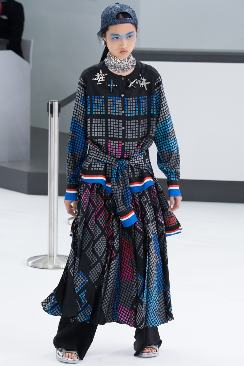 Chanel Ready To Wear SS 2016 PFW (48)