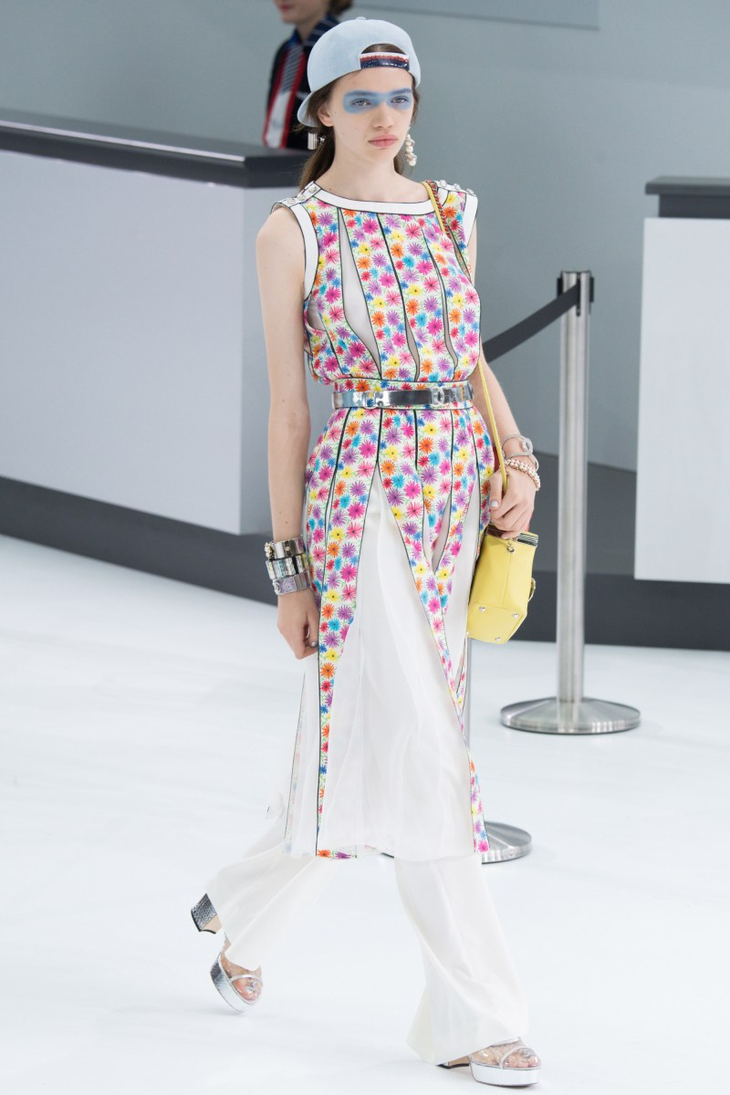 Chanel Ready To Wear SS 2016 PFW (67)
