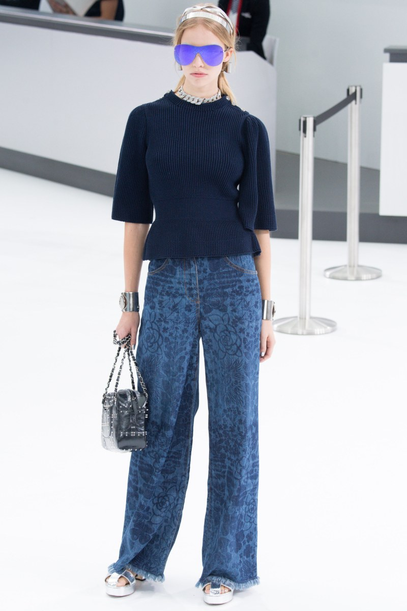 Chanel Ready To Wear SS 2016 PFW (78)
