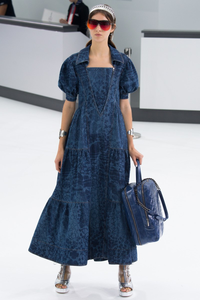 Chanel Ready To Wear SS 2016 PFW (80)