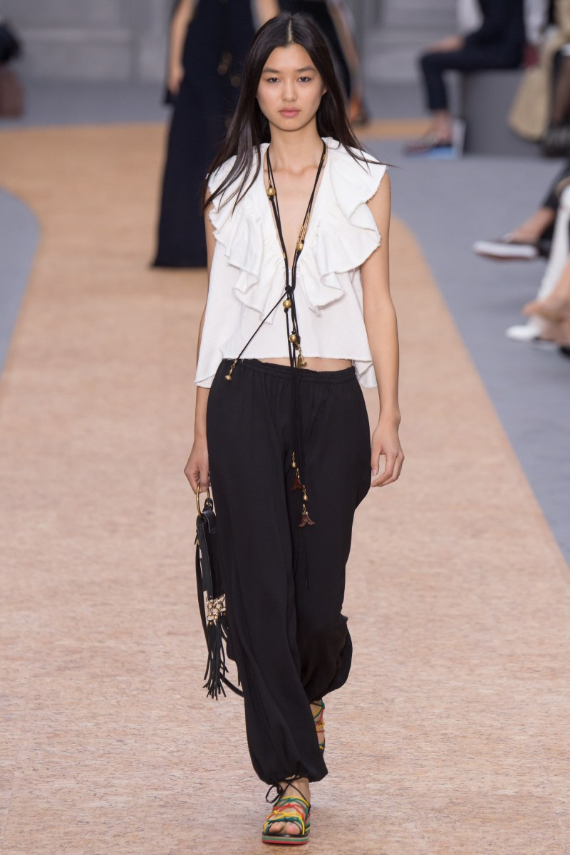 Chloé Ready To Wear SS 2016 PFW (30)