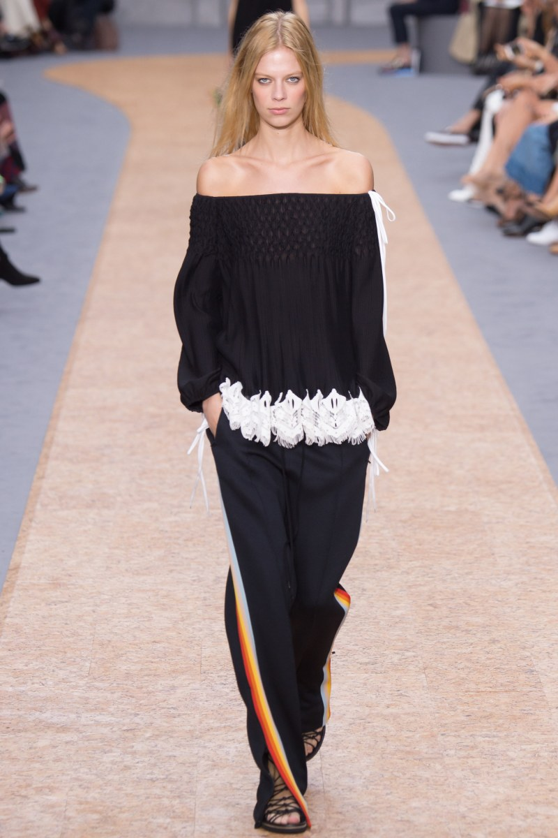 Chloé Ready To Wear SS 2016 PFW (32)