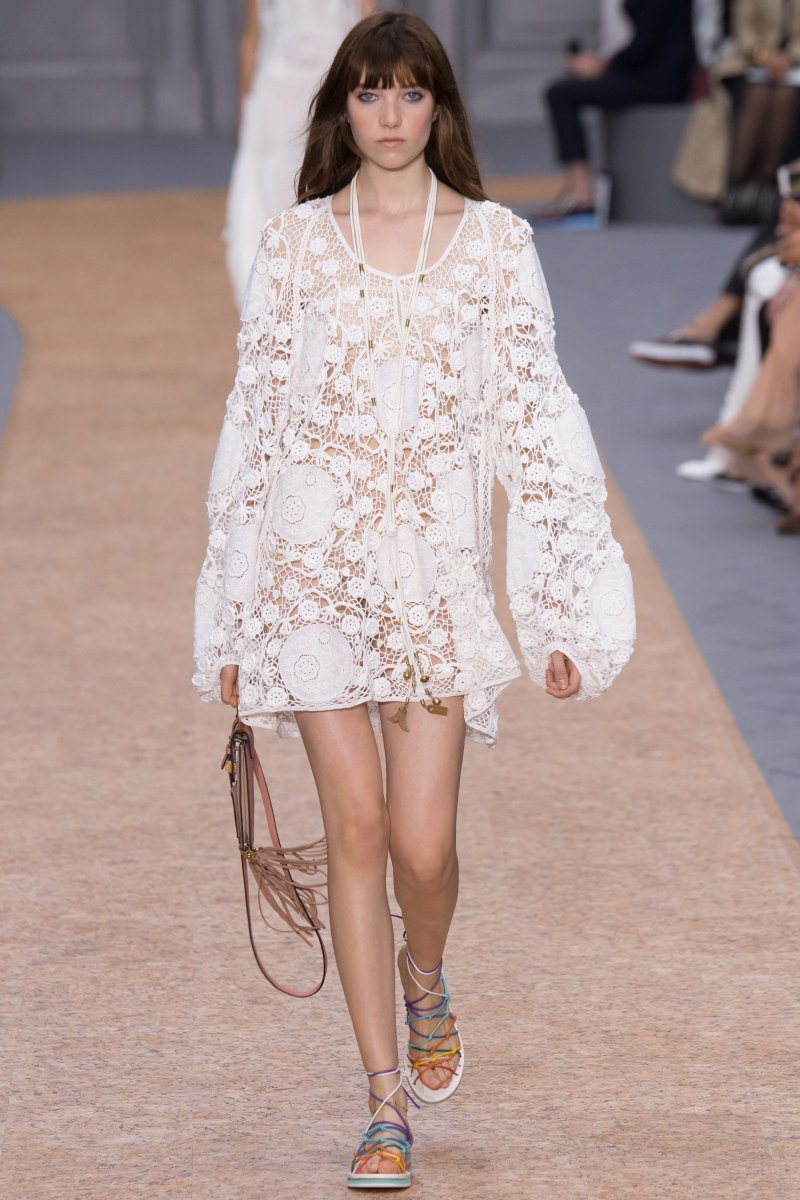 Chloé Ready To Wear SS 2016 PFW (37)