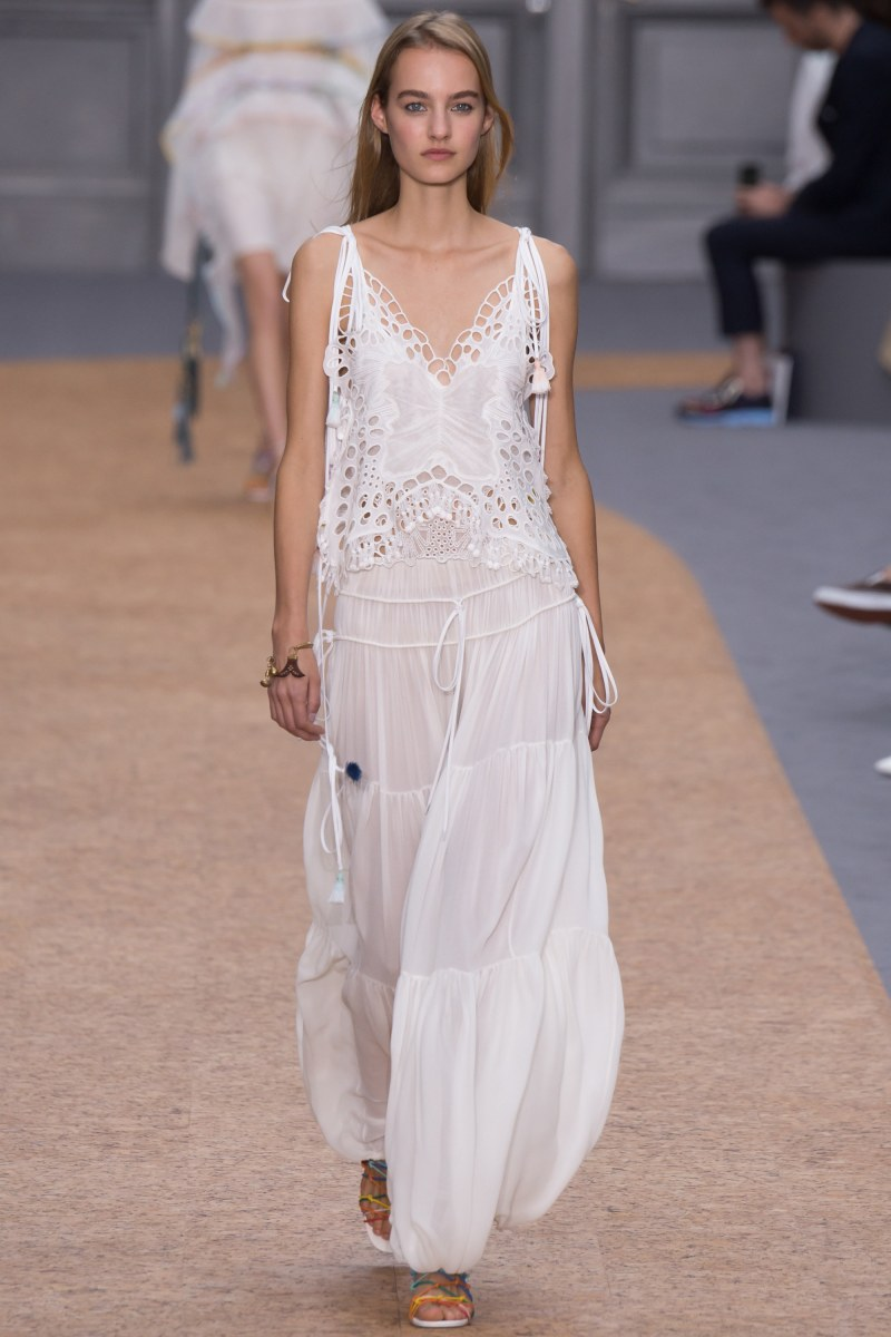 Chloé Ready To Wear SS 2016 PFW (38)