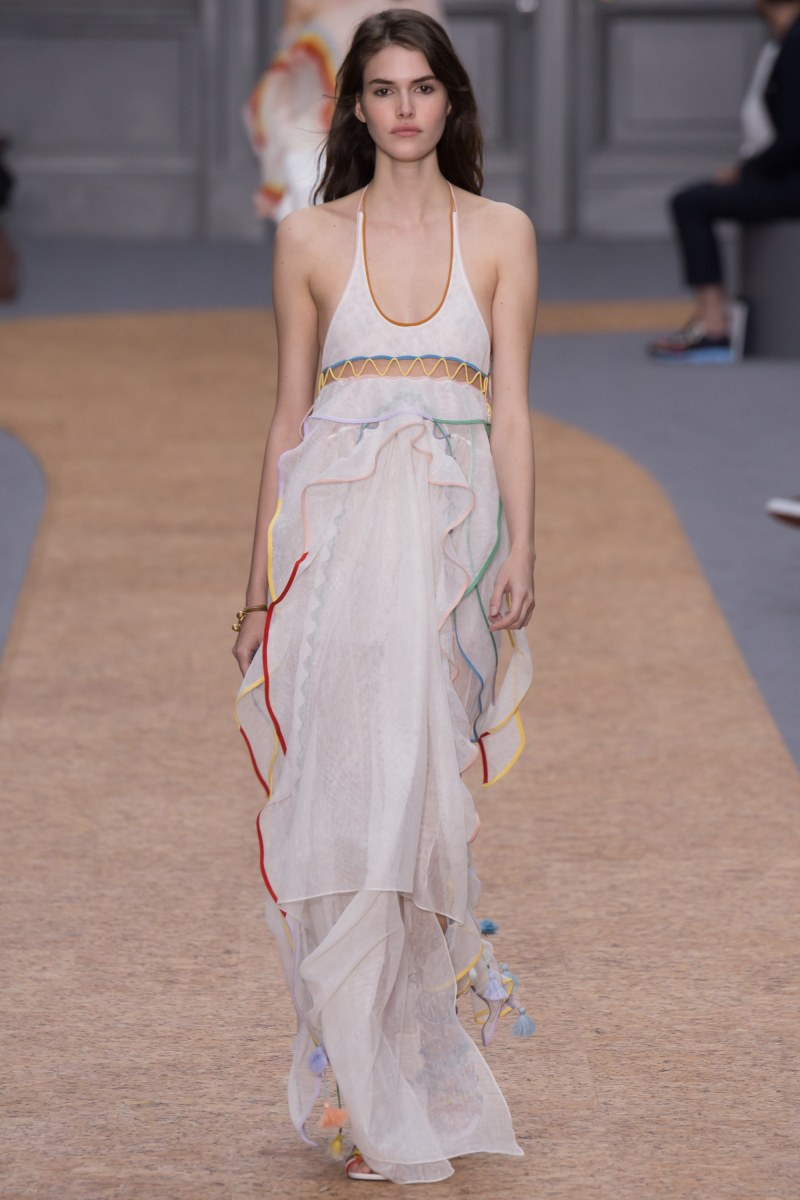 Chloé Ready To Wear SS 2016 PFW (40)