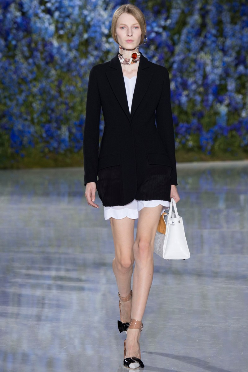 Christian Dior Ready To Wear SS 2016 PFW (2)