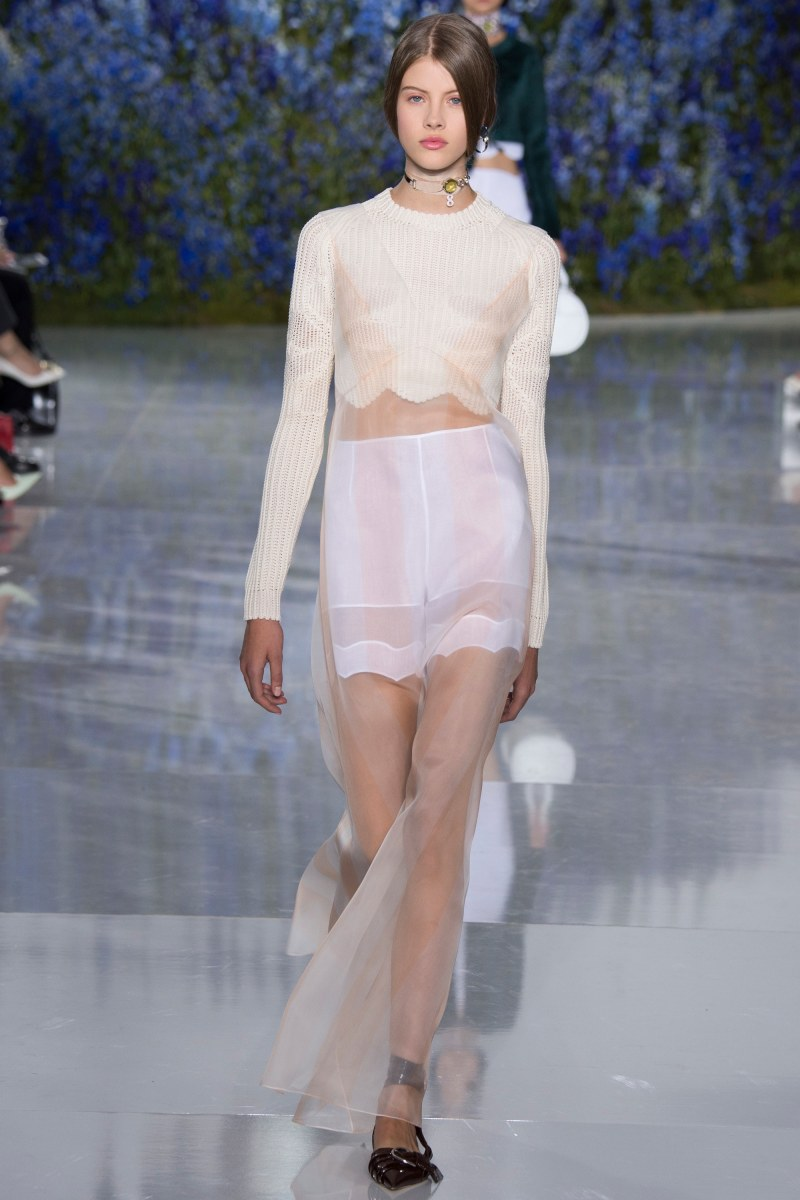 Christian Dior Ready To Wear SS 2016 PFW (33)