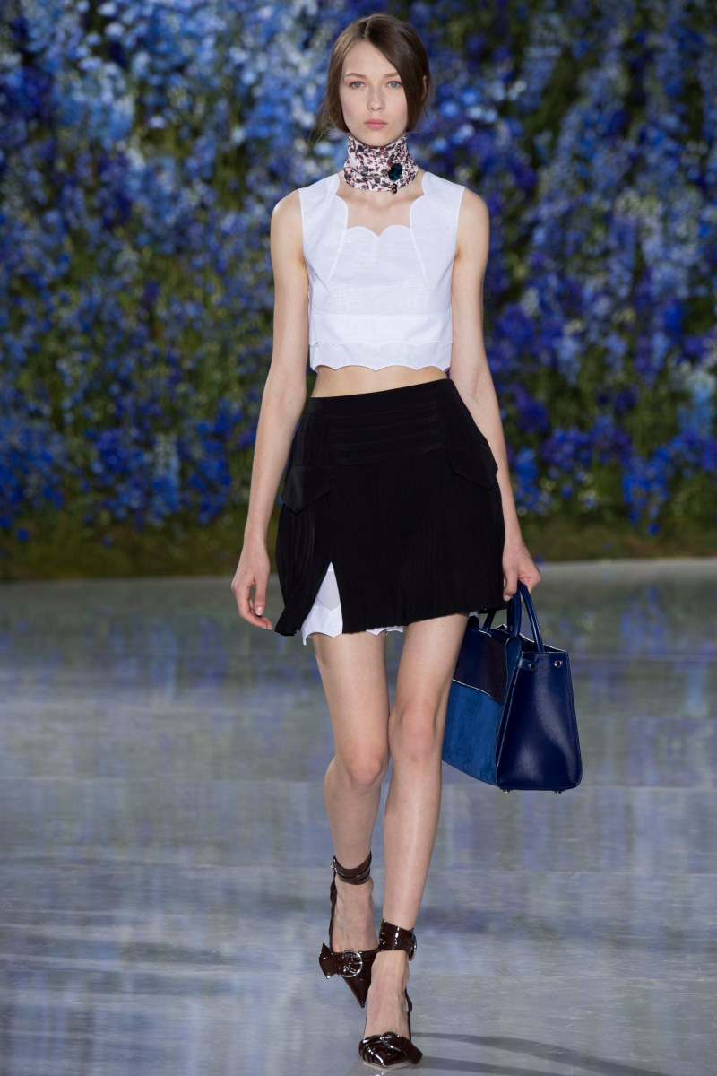 Christian Dior Ready To Wear SS 2016 PFW (4)