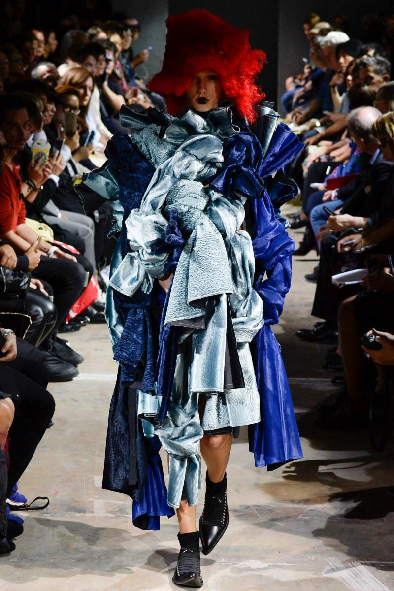 Comme des Garçons Ready To Wear SS 2016 PFW (12)