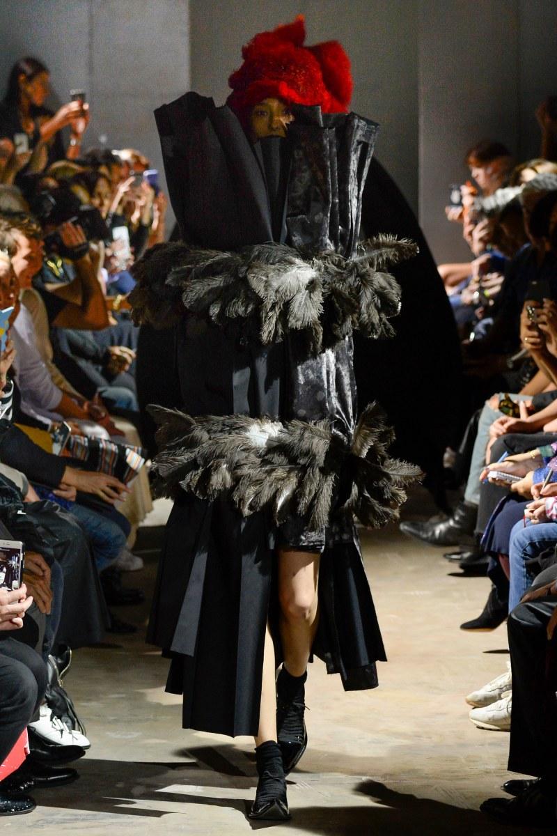 Comme des Garçons Ready To Wear SS 2016 PFW (2)