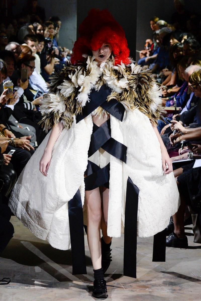 Comme des Garçons Ready To Wear SS 2016 PFW (6)