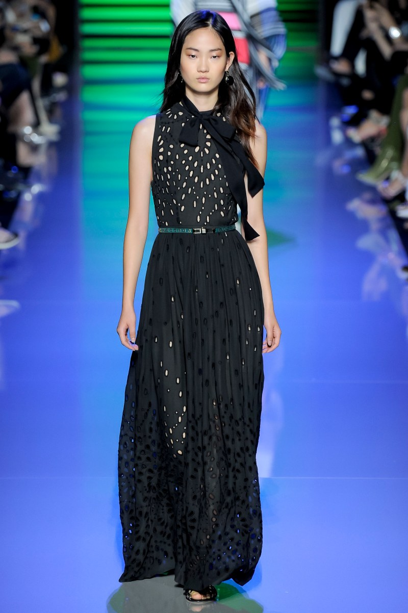 Elie Saab Ready To Wear SS 2016 PFW (33)