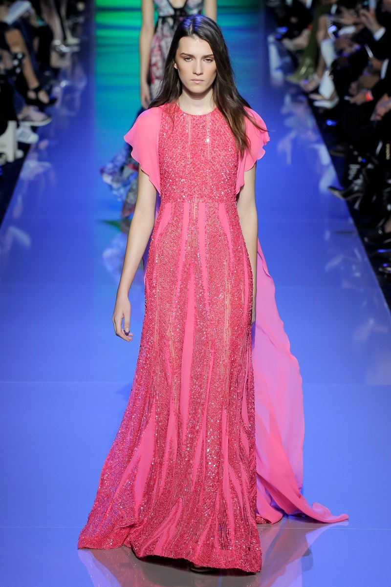 Elie Saab Ready To Wear SS 2016 PFW (42)