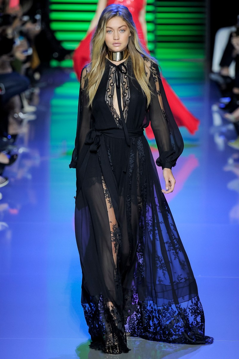 Elie Saab Ready To Wear SS 2016 PFW (45)
