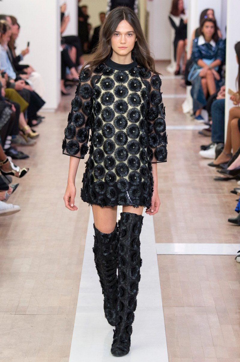 Emanuel Ungaro Ready To Wear SS 2016 PFW (16)