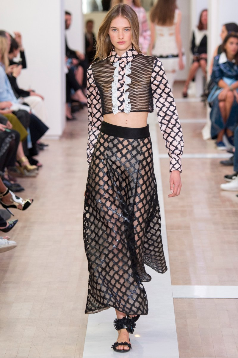 Emanuel Ungaro Ready To Wear SS 2016 PFW (31)
