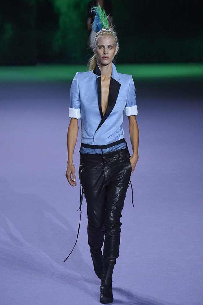Haider Ackermann Ready To Wear SS 2016 PFW (5)