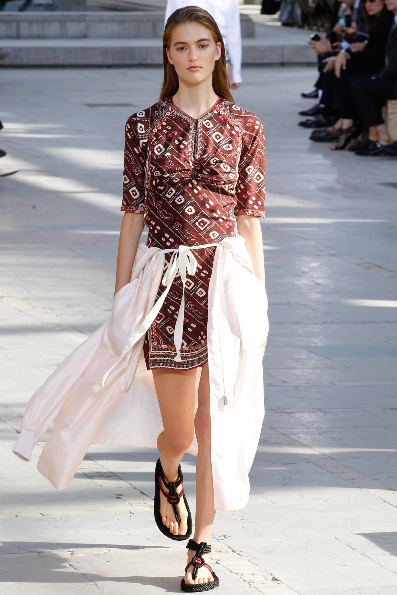 Isabel Marant Ready To Wear SS 2016 PFW (23)