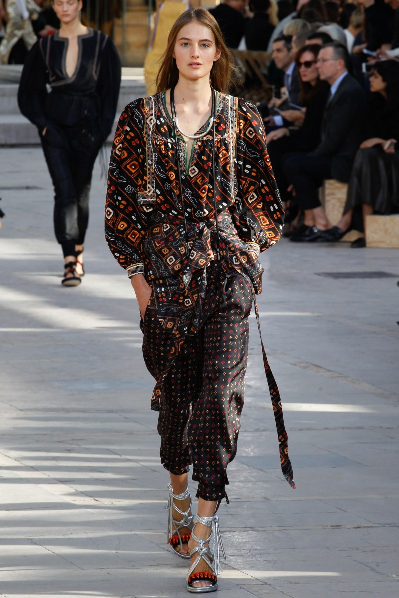 Isabel Marant Ready To Wear SS 2016 PFW (30)