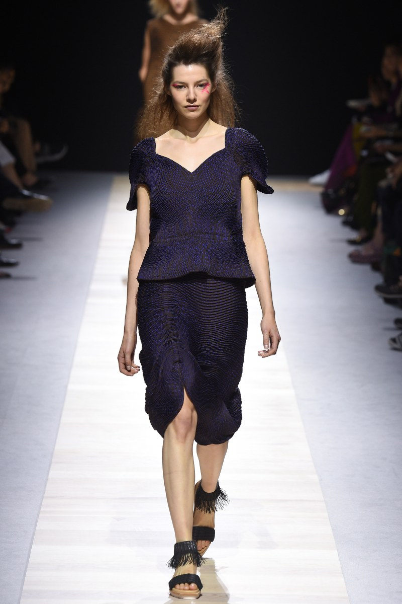 Issey Miyake Ready To Wear SS 2016 PFW (29)