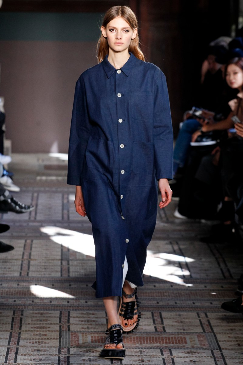 Julien David Ready To Wear SS 2016 PFW (1)
