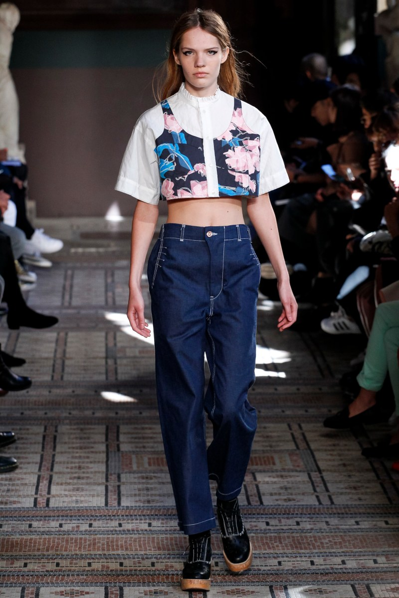 Julien David Ready To Wear SS 2016 PFW (28)