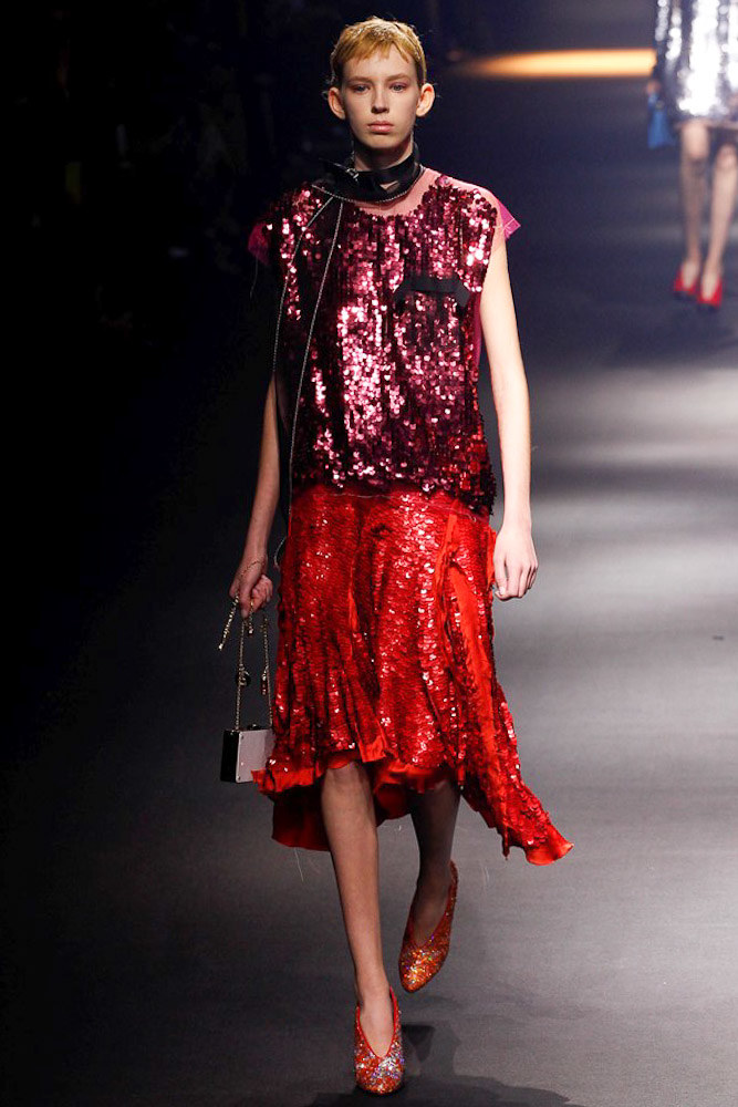Lanvin Ready To Wear SS 2016 PFW
