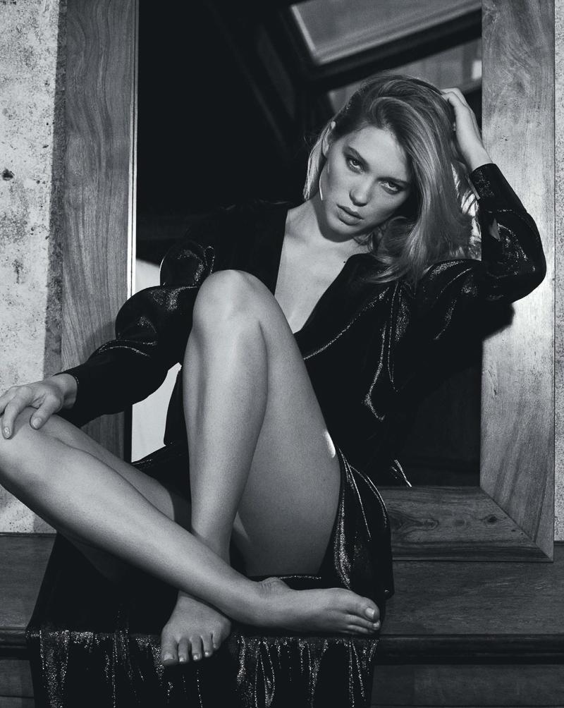 Lea Seydoux by Driu & Tiago (2)