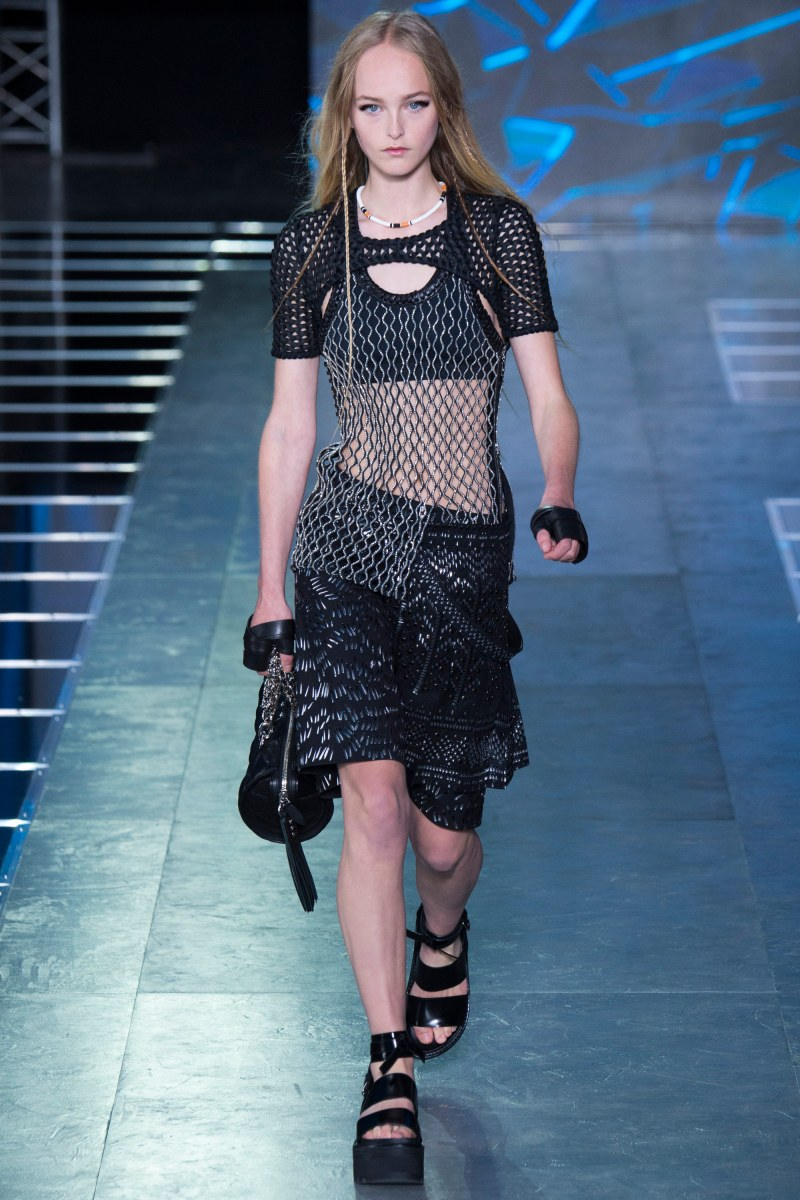 Louis Vuitton Ready To Wear SS 2016 PFW  (3)