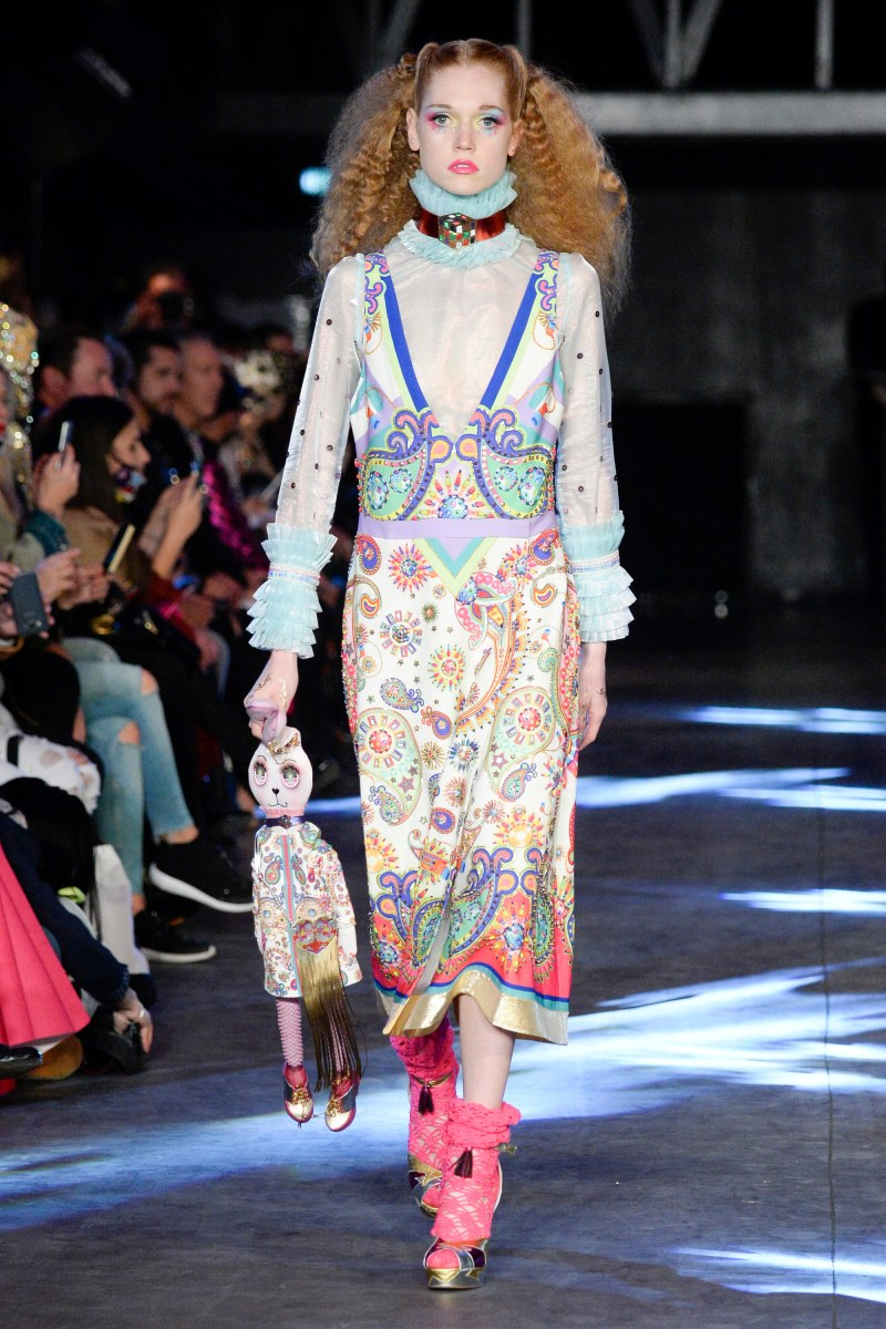Manish Arora Ready To Wear SS 2016 PFW (8)