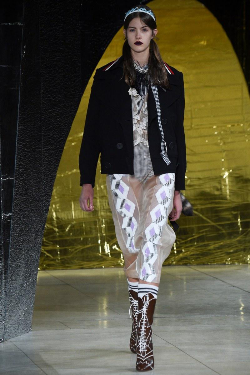 Miu Miu Ready To Wear SS 2016 PFW (37)