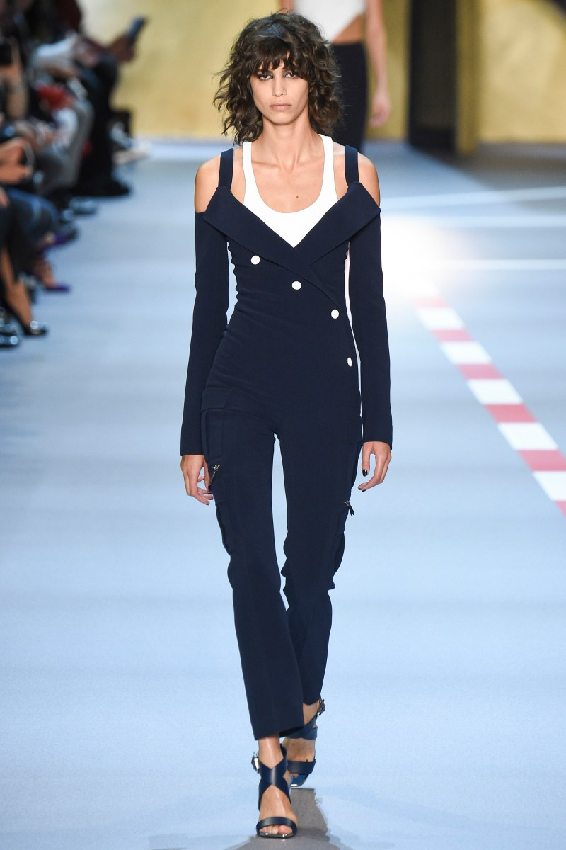 Mugler Ready To Wear SS 2016 PFW (1)