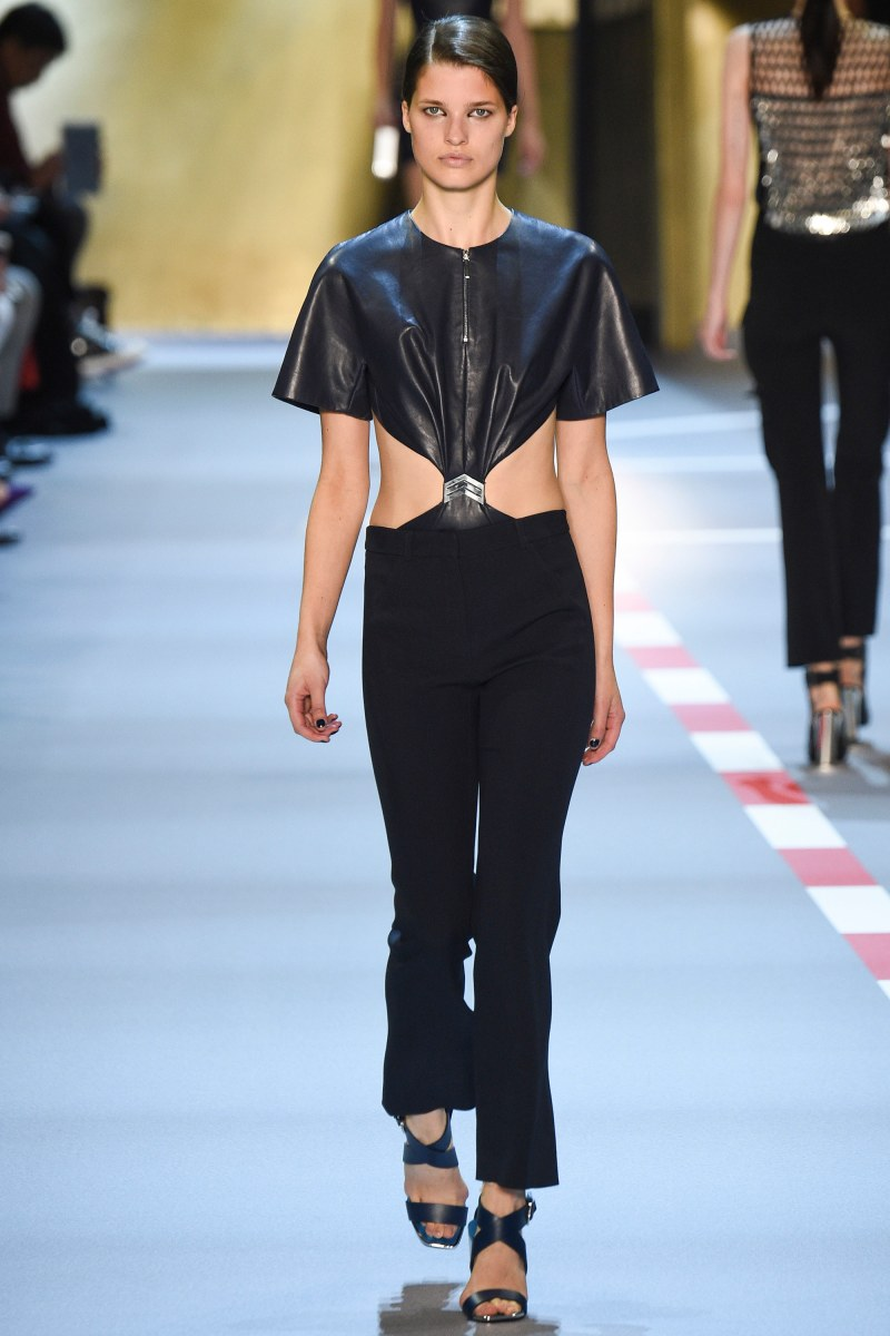 Mugler Ready To Wear SS 2016 PFW (13)