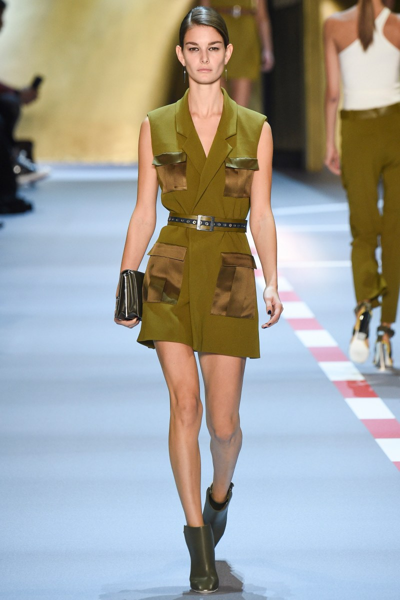 Mugler Ready To Wear SS 2016 PFW (23)